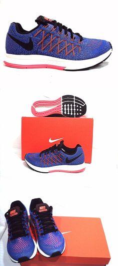 timeless design 9942d f3754 ... Women 158953  Nike Air Zoom Pegasus 32 749344 400 Women S Size 7.5 Bnib  ...