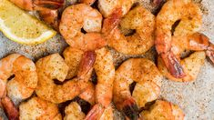 Maryland-Style Steamed Shrimp Cocktail Marylanders love their OLD BAY. That's why they steam their shrimp in OLD BAY then toss the cooked shrimp in additional OLD BAY. Now that's finger licking good shrimp cocktail. Cooked Shrimp Recipes, Fish Recipes, Seafood Recipes, Cooking Recipes, Recipes Dinner, Seafood Dishes, Dinner Ideas, Seafood, Recipes