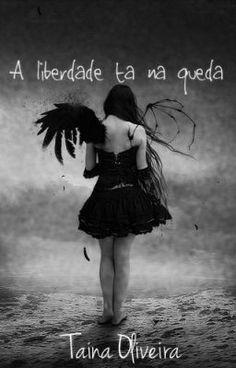 #wattpad #fantasia Luna podia ser apenas uma garota com inseguranças, mas não. Ela é um cupido.  Há muito tempo houve uma guerra, Lúcifer um arcanjo egoísta queria tomar o lugar de Deus e para isso usou os cupidos, anjos manipuladores de emoções, porém perdeu a guerra.  Hoje em dia Luna é o único cupido com asas e vi...