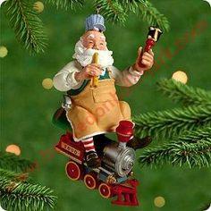 2000 Toymaker Santa