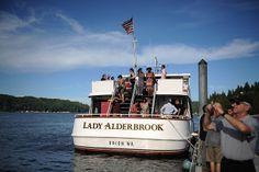Explore Hood Canal on our Lady Alderbrook!  http://www.alderbrookresort.com/marina/