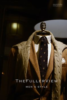 The Fuller View / Men's Style http://thefullerview.tumblr.com/tagged/mens%20style
