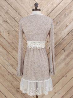 Altar'd State Cutie Crochet Dress
