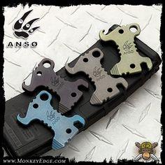Anso Knives Titanium Babar Multitool