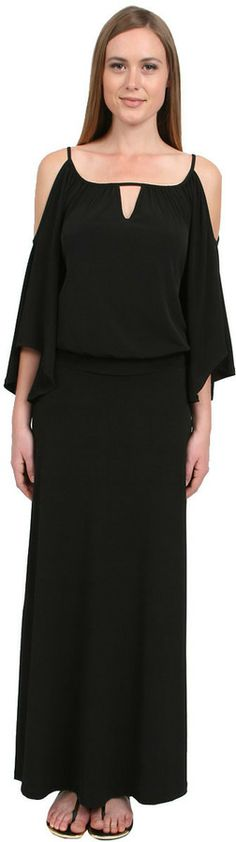 Veronica M Dress in Black Ity on shopstyle.com
