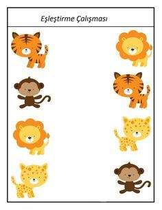 Bu sayfamızda okul öncesi dönemde kullanılabilecek hayvanlarla ilgili eğlenceli çalışmalar yer almaktadır. Okul öncesi hayvanat bahçesi yazıya hazırlık çalışmaları Okul öncesi hayvanlar eşleştirme çalışmaları Okul öncesi hayvanlar eşleştirme kartları Okul öncesi hayvanat bahçesi şekil çalışmaları Okul öncesi hayvanlar boyama çalışmaları Okul öncesi hayvanat bahçesi hayvan resimleri Hayvanlarla zar oyunu Zar ile sayma oyunu etkinliği gibi değişik çalışmalar bulunmaktadır. Ana sınıfı…