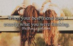 My best friends is my sister