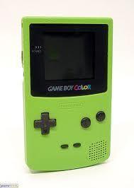 Gameboy Color - Kiwi (green)