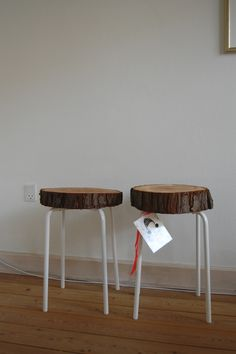 MARIUS ikea stool hack - I want to do this for a stool for our new bedroom vanity!