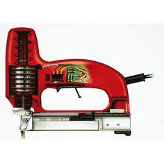 Agrafeuse électrique R553 - (Agrafeuse) cloueuse Rapid 553 pour agrafes et…