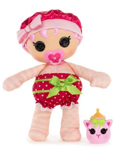 New Baby?  Big Sister Gifts for Girls:  Lalaloopsy Jewel Sparkles Baby Doll Toy @ Amazon