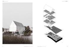 Gallery of The Best Architecture Portfolio Designs - 15