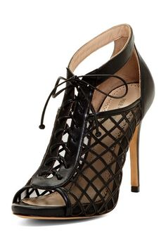 Sofie Lace-Up Bootie
