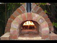 How to build a clay oven in your garden in simple steps