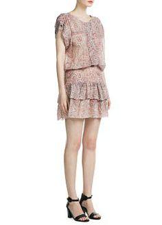 chiffon skirt dress