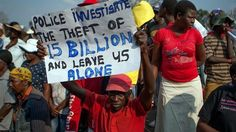 Zimbabwe's diamond theft - http://zimbabwe-consolidated-news.com/2017/01/23/zimbabwes-diamond-theft/