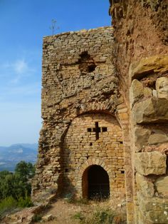 Publicamos  la iglesia de San Sajurín del castillo de Llorda.  #historia #turismo http://www.rutasconhistoria.es/loc/san-sajurdin-del-castillo-de-llorad