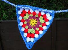 Bunny Mummy: crochet