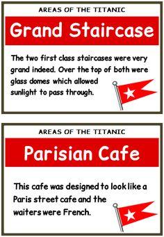 Titanic Essays (Examples)