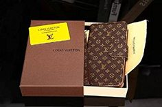 Apple iPhone 6 Luxury Louis Vuitton Inspired Wallet , Cover, Case ...
