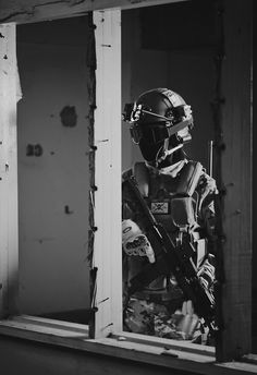 tactical special ops of the future is already here