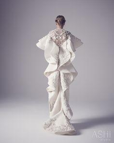 Ashi Studio collezione Couture 2016 abiti sposa6