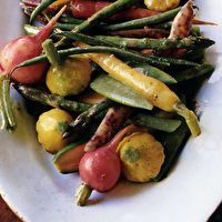 Pickled Spring Vegetables with Mustard-Seed Vinaigrette by Leite's Culinaria