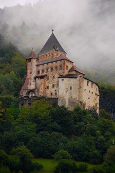 Trostburg Castle, S. Tyrol, Italy