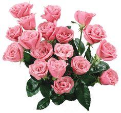 Анимашка Букет розовых роз