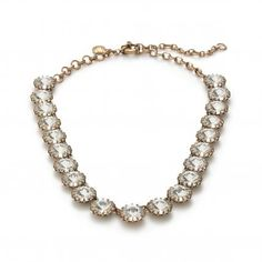 Essential Everyday Jewelry - J. Crew Necklace from #InStyle
