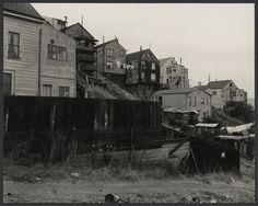 San Francisco (ca. 1930) Brett Weston, photog. ©The Brett Weston Archive, via @gettymuseum