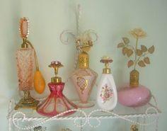 love old perfume bottles