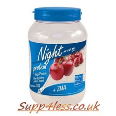 Activlab Night Protein + ZMA 1kg CHOCOLATE * High-protein nutrient for the nigh in Protein Shakes & Bodybuilding | eBay