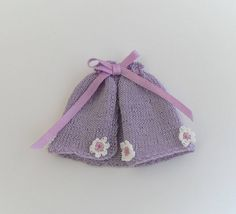 Dollhouse Miniature Cape Knitted Cape Crocheted by MiniatureJoy