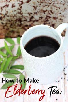 Dandelion Benefits, Dandelion Root Tea, Cherry Juice Concentrate, Tart Cherry Juice, Elderberry Tea, Elderberry Recipes, Tea Recipes, Gluten Free Recipes, Drink Recipes