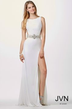 Look sleek with a dash of sparkle #JVN 27113