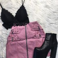Clueless Outfits, Edgy Outfits, Teen Fashion Outfits, Mode Outfits, Cute Casual Outfits, Outfits For Teens, Look Fashion, Girl Outfits, Womens Fashion