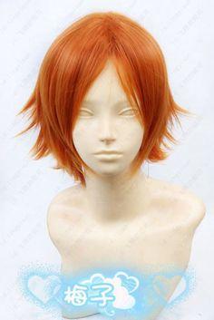 Flame princess wig?