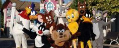 Looney Tunes at Six Flags