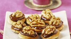 Schoko-Nuss-Kekse auf marokkanische Art