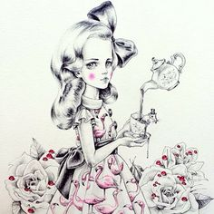 ALICE BY JULIE FILIPENKO
