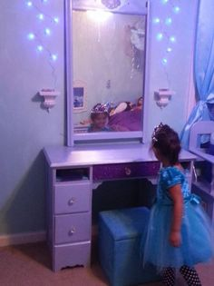 Frozen Theme Room I Created.