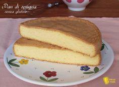 Pan di spagna senza glutine ricetta con farine naturali pds glutenfree che non si sbriciola il chicco di mais