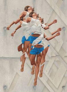 Breaking Point by James Bullough - Paintings by James Bullough