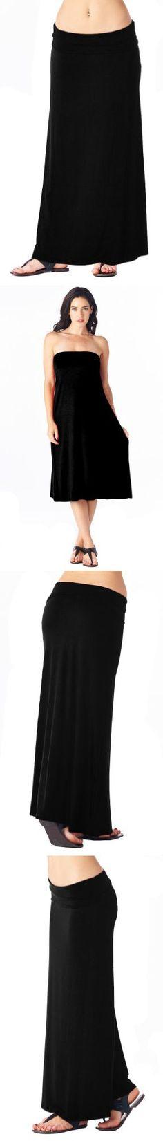 7ed2156c57ca9 Plus Size Alex Evenings 491498 Skirt --Size  2x Color  Black ...
