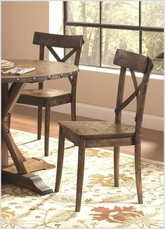 Coronado Bent Wood Side Chair (Set of Largo Furniture in Dining Chairs. The Coronado Dining Room Collection by Largo Furniture is a great option for any dining area.