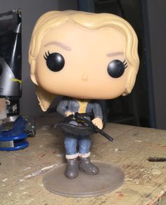 UKFunkoCustoms — New custom Beth Greene The Walking Dead Funko Pop!...