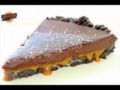 Chocolate Caramel Oreo Pie