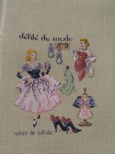 Cross Stitch Pictures, Le Point, Cross Stitch Embroidery, Needlepoint, Needlework, Creations, Kids Rugs, Lettering, Knitting