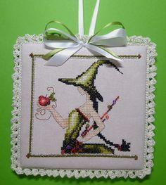 nora corbett, mirabilia, lavender and lace on Pinterest | Cross ...
